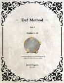 Def Method (Riqq Method) Vol. I