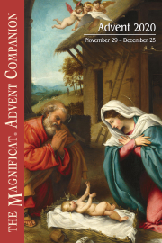 2020 Magnificat Advent Companion