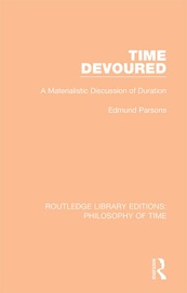 Download and Read Online Time Devoured