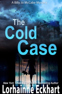 The Cold Case Book Cover