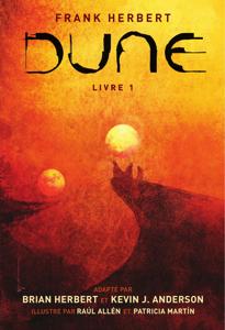 Dune - Livre 1 Couverture de livre