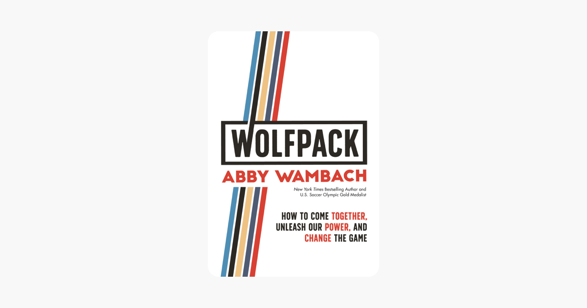 WOLFPACK - Abby Wambach