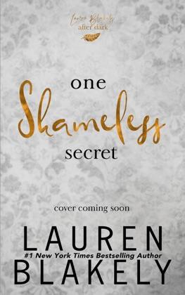 One Shameless Secret