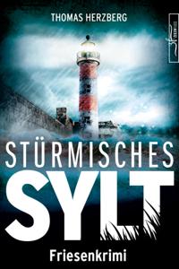 Stürmisches Sylt Buch-Cover