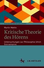 Kritische Theorie Des Hörens