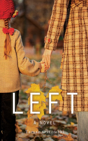 Left - Tamar Ossowski book cover