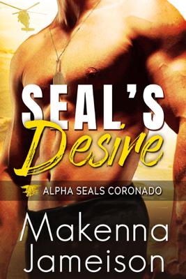 Makenna Jameison - SEAL's Desire book