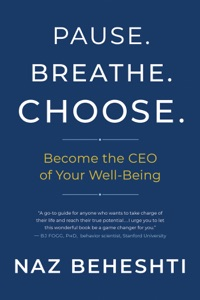 Pause. Breathe. Choose. Book Cover
