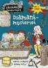 Martin Widmark - Diamantmysteriet artwork