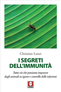 I segreti dell'immunità Copertina del libro