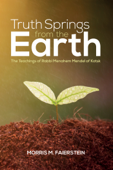Truth Springs from the Earth Book Cover