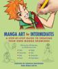 Danica Davidson & Rena Saiya - Manga Art for Intermediates  artwork