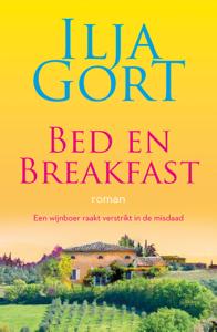 Bed en breakfast: roman Boekomslag