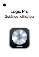 Guide De L'utilisateur De Logic Pro
