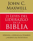 21 leyes del liderazgo en la Biblia Book Cover