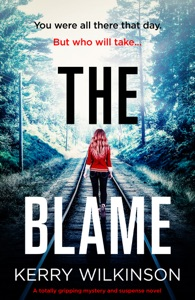 The Blame Book Cover