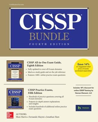 CISSP Bundle, Fourth Edition