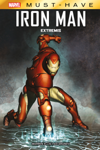 Marvel Must-Have: Iron Man - Extremis Copertina del libro