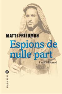 Espions de nulle part La couverture du livre martien