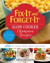 Fix-It and Forget-It Slow Cooker Champion Recipes PDF Download