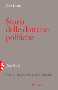 Storia delle dottrine politiche Libro Cover