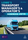 Lowes Transport Managers And Operators Handbook 2019