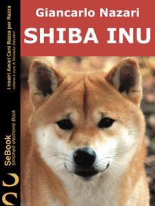 Shiba Inu Copertina del libro