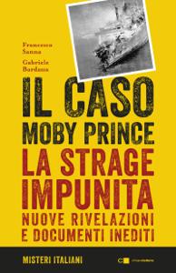 Il caso Moby Prince Copertina del libro