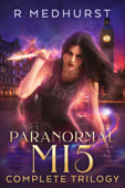 Download and Read Online Paranormal MI5 Complete Collection