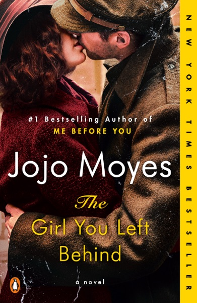 The Girl You Left Behind - Jojo Moyes book cover