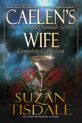 Suzan Tisdale - Caelen's Wife - The Complete Collection book