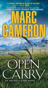 Open Carry Book Cover