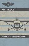 Pilot Checklist Cessna C172S REV 31