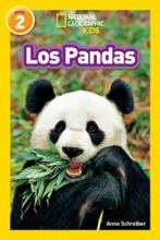 National Geographic Readers: Los Pandas