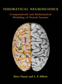 Theoretical Neuroscience Book Cover