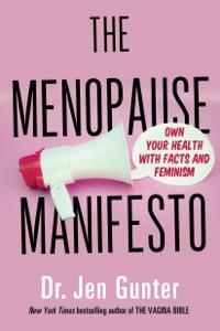 The Menopause Manifesto Book Cover