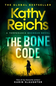 The Bone Code Door Kathy Reichs Boekomslag