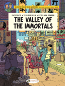 Blake & Mortimer 25 - The Valley of the Immortals Book Cover