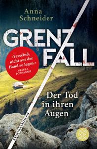 Grenzfall - Der Tod in ihren Augen Buch-Cover