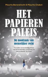 Het papieren paleis Boekomslag
