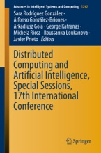 Distributed Computing And Artificial Intelligence, Special Sessions, 17th International Conference