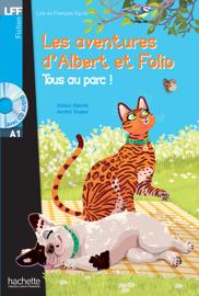 Albert et Folio A1 - Tous au parc (ebook)