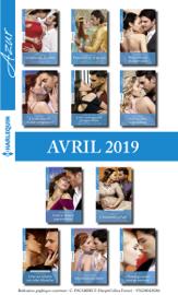 11 romans Azur + 1 gratuit (n°4070 à 4080 - Avril 2019) Par 11 romans Azur + 1 gratuit (n°4070 à 4080 - Avril 2019)
