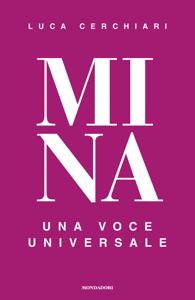 Mina Copertina del libro