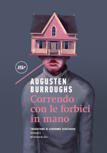 Correndo con le forbici in mano Libro Cover
