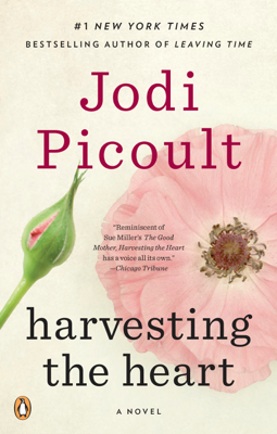 Jodi Picoult - Harvesting the Heart book
