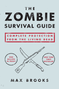 The Zombie Survival Guide Copertina del libro