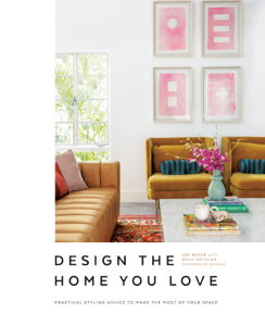 Design the Home You Love Copertina del libro