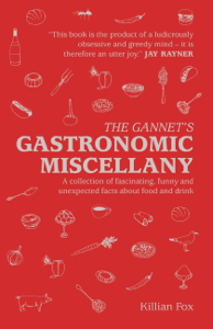 The Gannet's Gastronomic Miscellany Copertina del libro