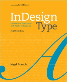 Indesign Type Professional Typography With Adobe Indesign 4 E